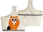 3 Sprouts Storage Caddy ~ Beaver
