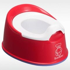 Baby Bjorn Smart Potty - Red