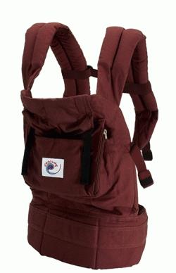 Ergo Baby Carrier - Cranberry