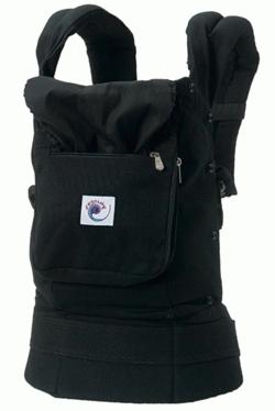 Ergo Options Baby Carrier - Black