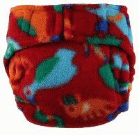 Fleece Wraps - Noah's Ark, Large