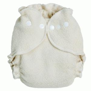 Happy Heinys Fitted Sherpa Diaper - large