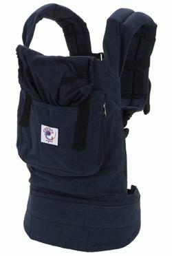 Ergo Baby Carrier - Organic Navy