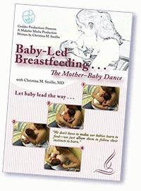 DVD - Baby-Led Breastfeeding...