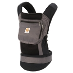 ERGObaby Black/Charcoal Performance Carrier