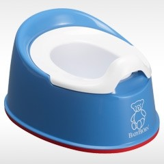 Baby Bjorn Smart Potty - Blue