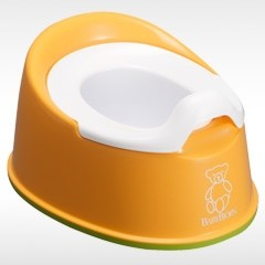 Baby Bjorn Smart Potty - Yellow