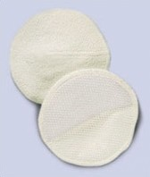 Bravado Moisture-Wick Washable Breast Pads 6 pk