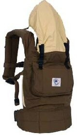 Ergo Baby Carrier - Organic Chocolate
